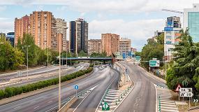 Foto de Suministro eléctrico con energía renovable para Madrid Calle 30