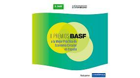 Foto de Abierta la convocatoria para la II Edición del premio BASF a la mejor práctica de Economía Circular en España