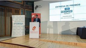 Foto de Se amplía el plazo de presentación de propuestas a los Premios Foro Cerámico Hispalyt 2019 / 2020