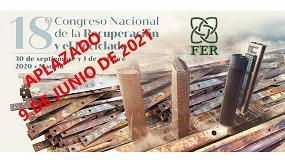 Foto de FER aplaza la celebración de su 18º Congreso a junio de 2021