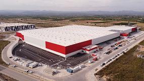 Foto de Conforama inaugura un centro logístico de 60.000 m2 en Valencia