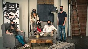 Foto de K de Maskarilla lanza sprays higienizantes para alargar la vida útil de las mascarillas de tela