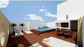 Foto de Arquitectos, arquitectos técnicos y administradores de fincas alertan de los riesgos de instalar piscinas en terrazas y azoteas sin criterio técnico
