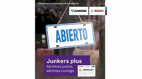 """Foto de """"Abrimos juntos, abrimos contigo"""", nueva promoción Junkers para la instalación de sus calderas murales de condensación"""