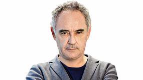 """Foto de Ferran Adrià: """"El mayor impacto de esta crisis para la restauración será el del teletrabajo"""""""