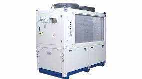 Foto de Sistemas de refrigeración industrial ecológicos para la industria del plástico