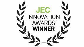 Foto de Engel gana uno de los Premios de Innovación JEC 2020