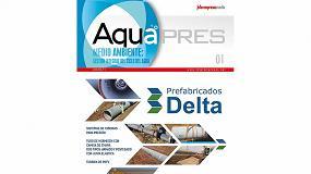 Foto de Interempresas Media lanza la revista Aquapres, un compromiso más con la información profesional
