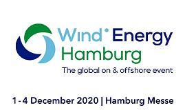 Foto de WindEnergy Hamburg se retrasa a los días 1 al 4 de diciembre de 2020