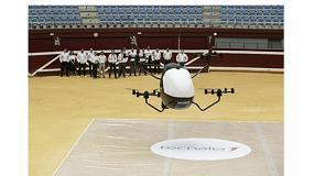 Foto de La movilidad de la mano de los aerotaxis centra el webinar de Tecnalia del jueves 18
