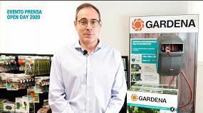 Foto de Gardena presenta virtualmente sus principales novedades y su proyecto '2025'
