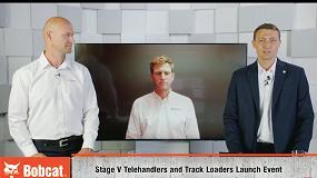 Foto de Bobcat presenta sus nuevos manipuladores telescópicos y cargadoras de orugas Stage V