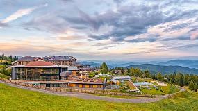Foto de Swisspacer Ultimate en el hotel Mountain Resort Freuerberg, Austria