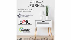 Foto de Furn360 organiza el webinar Economía Circular en el Sector del Mueble