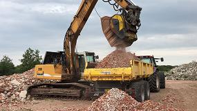 Foto de MB Crusher facilita 'instrucciones de uso' para trabajar en la obra con facilidad
