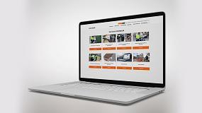 Foto de Contenur amplía y mejora su página web con dos nuevas secciones