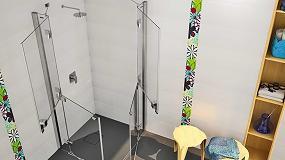 Foto de Seguridad en la ducha: qué puede aportar una mampara a la reducción de la accidentalidad