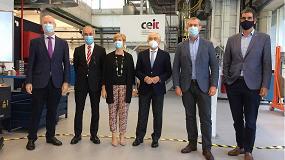 Foto de Ceit presenta sus líneas estratégicas en fabricación aditiva y su nueva planta piloto de atomización