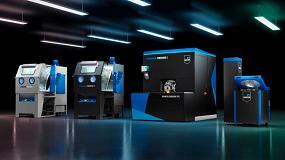 Foto de 3D Maquinser distribuirá las soluciones de posproceso de DyeMansion