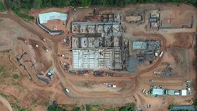 Foto de Acciona completa el primer año de construcción de la potabilizadora Ingeniero José G. Rodríguez en Panamá