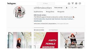 Foto de ITW Construction pone en marcha el proyecto #WithFemaleWorkers para dar valor a las mujeres que trabajan en el sector de la construcción