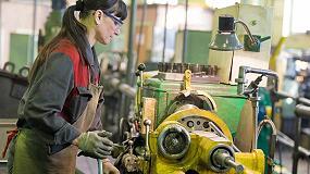 Foto de IBV busca que las empresas tengan en cuenta también el género en el diseño ergonómico de los puestos de trabajo