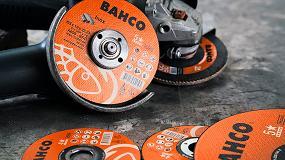Foto de Bahco lanza su nueva gama de discos abrasivos