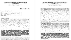 Foto de El CNTC parará el transporte el 27 y 28 de julio ante el silencio del MiTMA