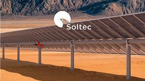 Foto de Seguidores SF7 de Soltec, en una planta de 265 MW en el estado norteamericano de Ohio