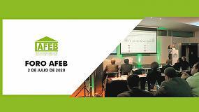 Foto de AFEB celebra Asamblea General y Foro de verano en formato online el 2 de julio