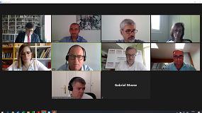 Foto de La cadena de valor de la comunicación trabajará con Cepyme por la reactivación del sector