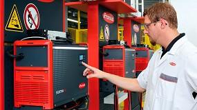 Foto de Soluciones Fronius para cargar baterías de forma fiable