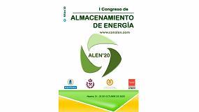 Foto de Fenercom organiza el I Congreso de Almacenamiento de Energía - #ALEN'20
