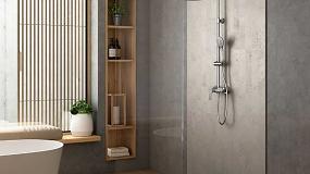 Foto de Genebre presenta su nueva columna de ducha extensible con sistema Ge-Easy de la nueva serie Koral