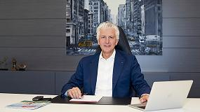 Foto de Renato Zelcher, CEO de Crocco SpA, reelegido como presidente de EuPC