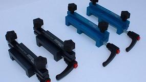 Foto de Metalmaq rediseña su Soporte-P para gomas de protección