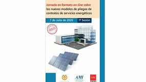 Foto de Los nuevos modelos de pliegos de contratos de servicios energéticos centrarán la jornada online de AMI y Fenercom