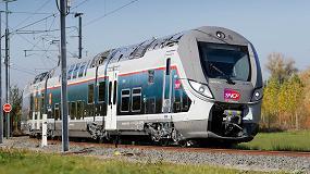 Foto de Bombardier suministrará 27 trenes regionales adicionales a Francia con propulsión española