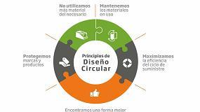 Foto de DS Smith presenta sus 'Principios de Diseño Circular', que ayudan a eliminar los residuos de envases