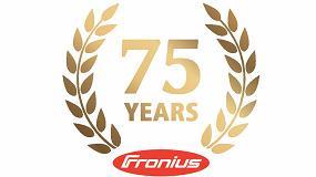 Foto de Fronius celebra su 75º aniversario