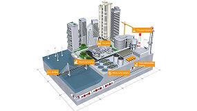 Foto de Construyendo el futuro de la construcción industrial con la herramienta digital Solunaut de Master Builders Solutions de BASF