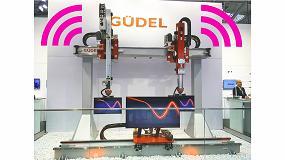 Foto de Pórticos lineales de Güdel más productivos, gracias a un suministro de energía inteligente