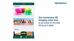 Foto de La marca Interpon de AkzoNobel lanza la visualización 3D para los clientes de recubrimientos en polvo