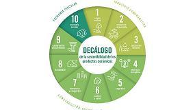 Foto de Hispalyt lanza una campaña sobre la sostenibilidad y economía circular de los materiales cerámicos