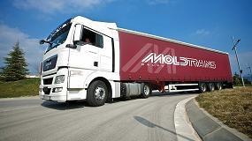 Foto de El Grupo Moldtrans refuerza sus servicios de transporte con Polonia