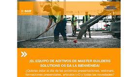 Foto de BASF Construction Chemicals crea una nueva comunidad digital dirigida al sector de los aditivos para el hormigón y el mortero