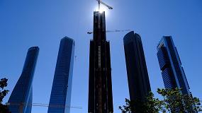 Foto de Aislamiento Ursa en la Torre Caleido de Madrid
