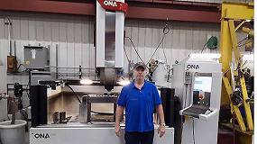 Foto de LeRoy Tool & Die escoge a ONA para cubrir sus necesidades en electroerosión