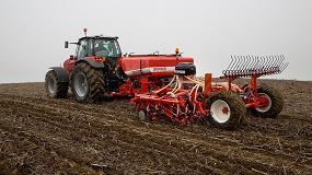 Foto de Maschio Gaspardo evoluciona su sembradora de siembra directa Gigante Pressure