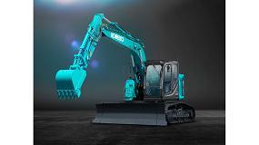 Foto de Kobelco potencia su gama con las excavadoras ED160BR-7 Blade Runner y SK140SRLC-7 versión forestal